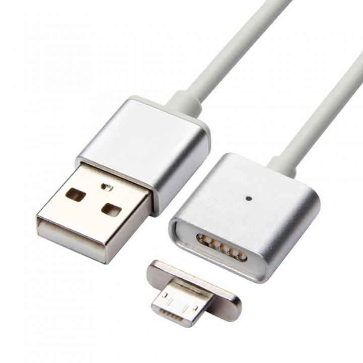 Кабель магнитный USB - MicroUSB