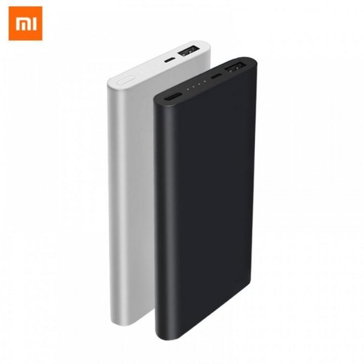 Внешний аккумулятор Xiaomi Mi Power Bank v2 10000mAh