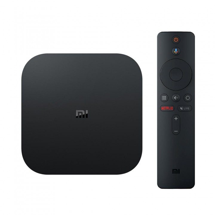 TV-Приставка Xiaomi Mi TV Box S Black EU