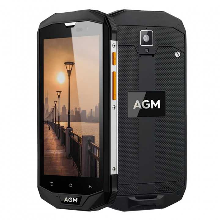 AGM A8 16GB Black